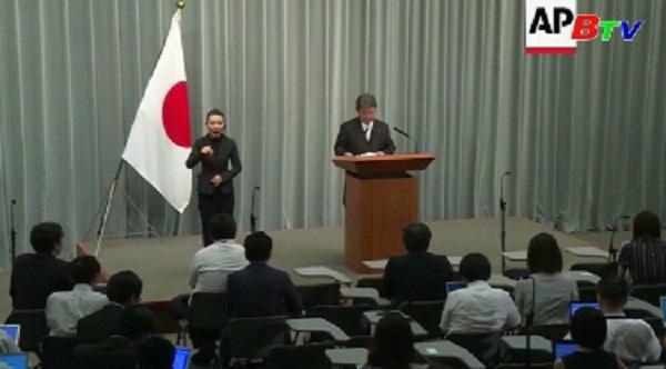 Nhật Bản duy trì đối thoại ngoại giao với Hàn Quốc