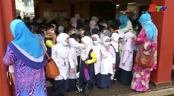 Malaysia đóng cửa hơn 1.200 trường học do ô nhiễm khói mù