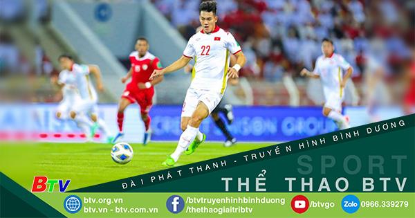 Tiến Linh chiến thắng trong cuộc bình chọn Cầu thủ xuất sắc nhất tuần của AFC