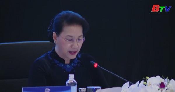 Thúc đẩy ngoại giao nghị viện vì hòa bình, ổn định và phát triển