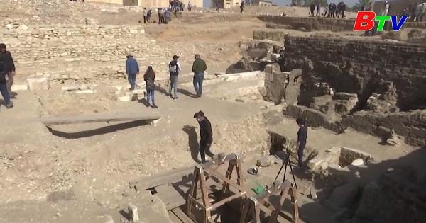 Ai Cập công bố hàng chục quan tài cổ, niên đại hơn 3000 năm