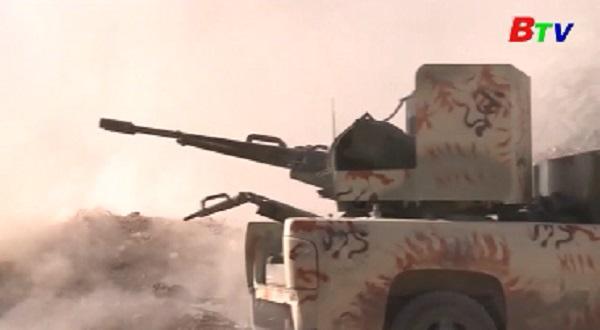 Các thành viên cấp cao IS đang tháo chạy khỏi Raqa