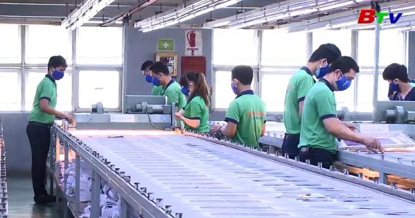 Công nghiệp Bình Dương phát triển và hội nhập