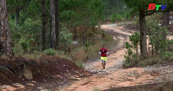 Giải siêu Marathon quốc tế Dalat Ultra Trail 2018