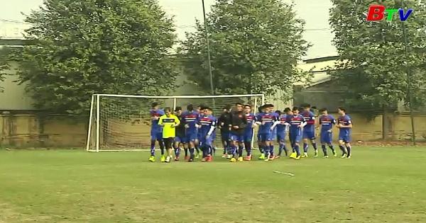 Đội tuyển Việt Nam chuẩn bị tập trung cho vòng loại Asian Cup  2019