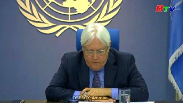 Liên hợp quốc đưa ra kế hoạch rút quân mới cho Yemen