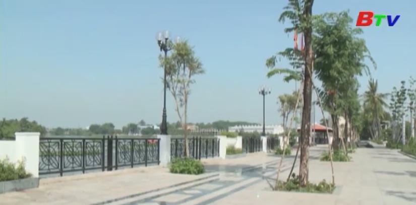 Thành phố Thủ Dầu Một sẽ được công nhận là đô thị loại I trong năm 2017