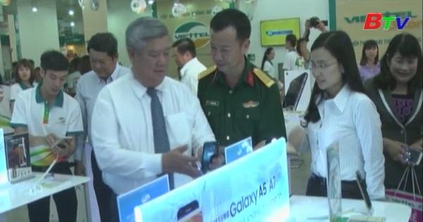 Viettel Bình Dương chính thức khai trương dịch vụ 4G