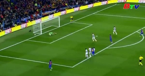 Tứ kết lượt về Champions League - AS Monaco  3-1 Borussia Dortmund