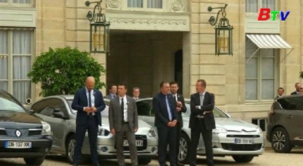 Pháp có tân Tổng Tham mưu trưởng Lực lượng vũ trang