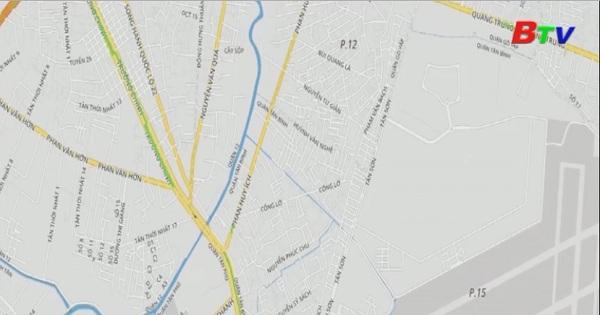 Mở rộng đường quanh sân bay Tân Sơn Nhất