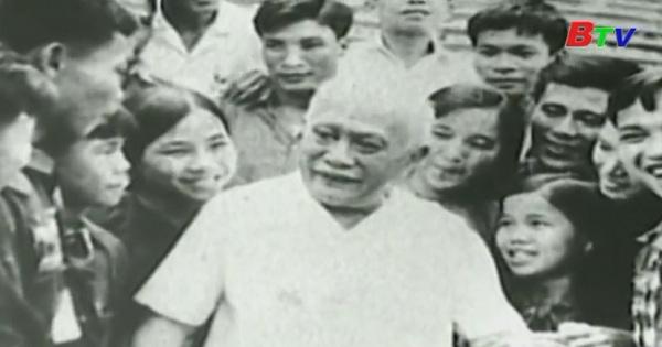 Chủ tịch Tôn Đức Thắng  - Nhà lãnh đạo kiệt xuất của Đảng