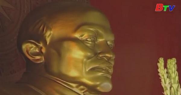 Lễ kỷ niệm 130 năm ngày sinh Chủ tịch Tôn Đức Thắng