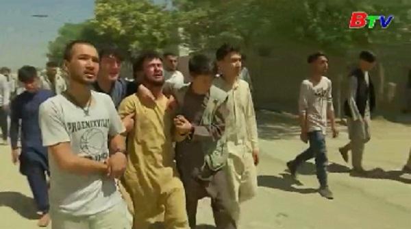 Afghanistan cam kết xóa sổ nơi trú ẩn của IS