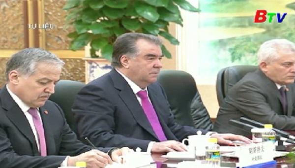 Tổ chức hợp tác Thượng Hải tăng cường họp tác chống khủng bố