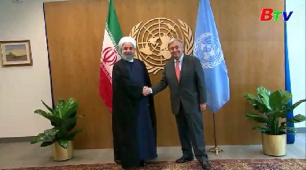 Iran sẽ phản ứng thích đáng với bất kỳ sự vi phạm thỏa thuận hạt nhân