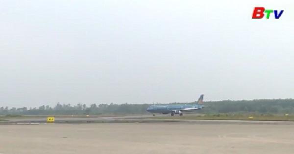 Máy bay Vietnam Airlines hạ cánh lỗi tại Úc