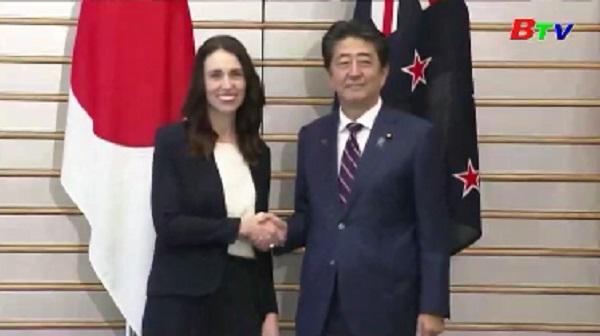 Nhật Bản, New Zealand cùng muốn mở rộng CPTPP