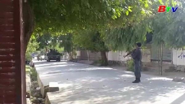Lại xảy ra đánh bom thảm khốc tại Afghanistan