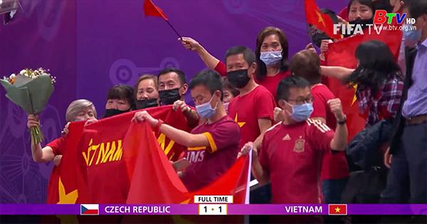 Đội tuyển futsal Việt Nam vào vòng 1/8 FIFA Futsal World Cup 2021