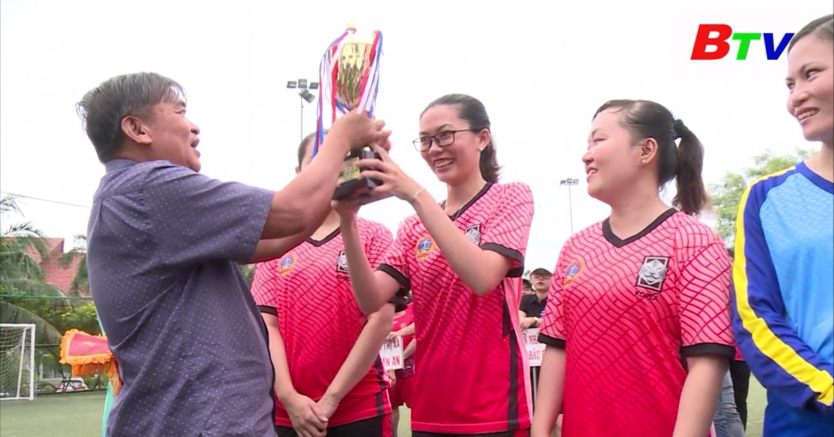 Giải bóng đá truyền thống Cúp Công Lý năm 2020 – Tuổi 15