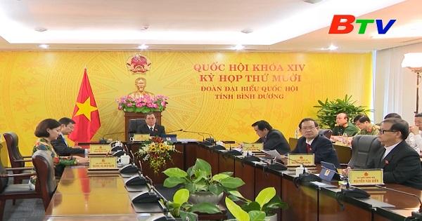 Khai mạc Kỳ họp thứ 10 - Quốc hội khóa XIV