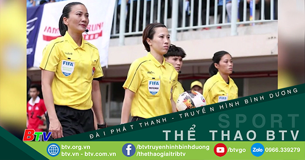 Việt Nam có trọng tài làm nhiệm vụ tại giải đấu cấp châu lục