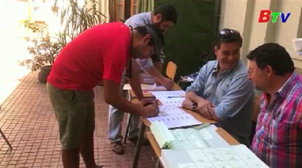Chile phải tiến hành bầu cử tổng thống vòng 2