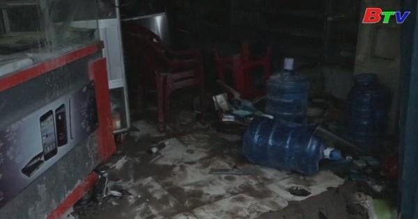 Cháy nhà tại thị xã Dĩ An khiến 1 người chết
