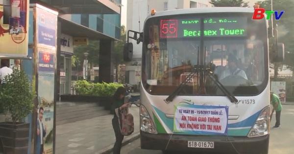 Phát triển loại hình xe buýt cần sự công hưởng từ nhiều phía