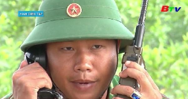 Trung đoàn 1, sư đoàn 9 bắn chiến đấu trong diễn tập chiến thuật năm 2019 đạt giỏi