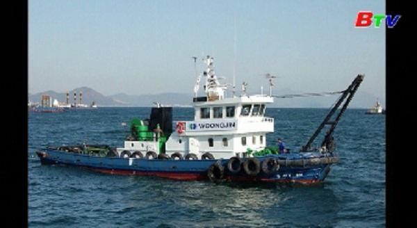 Phiến quân Houthi ở Yemen bắt giữ tàu Hàn Quốc