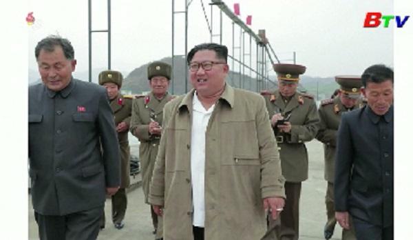 Nhà lãnh đạo Triều Tiên nỗ lực thúc đẩy các kế hoạch kinh tế