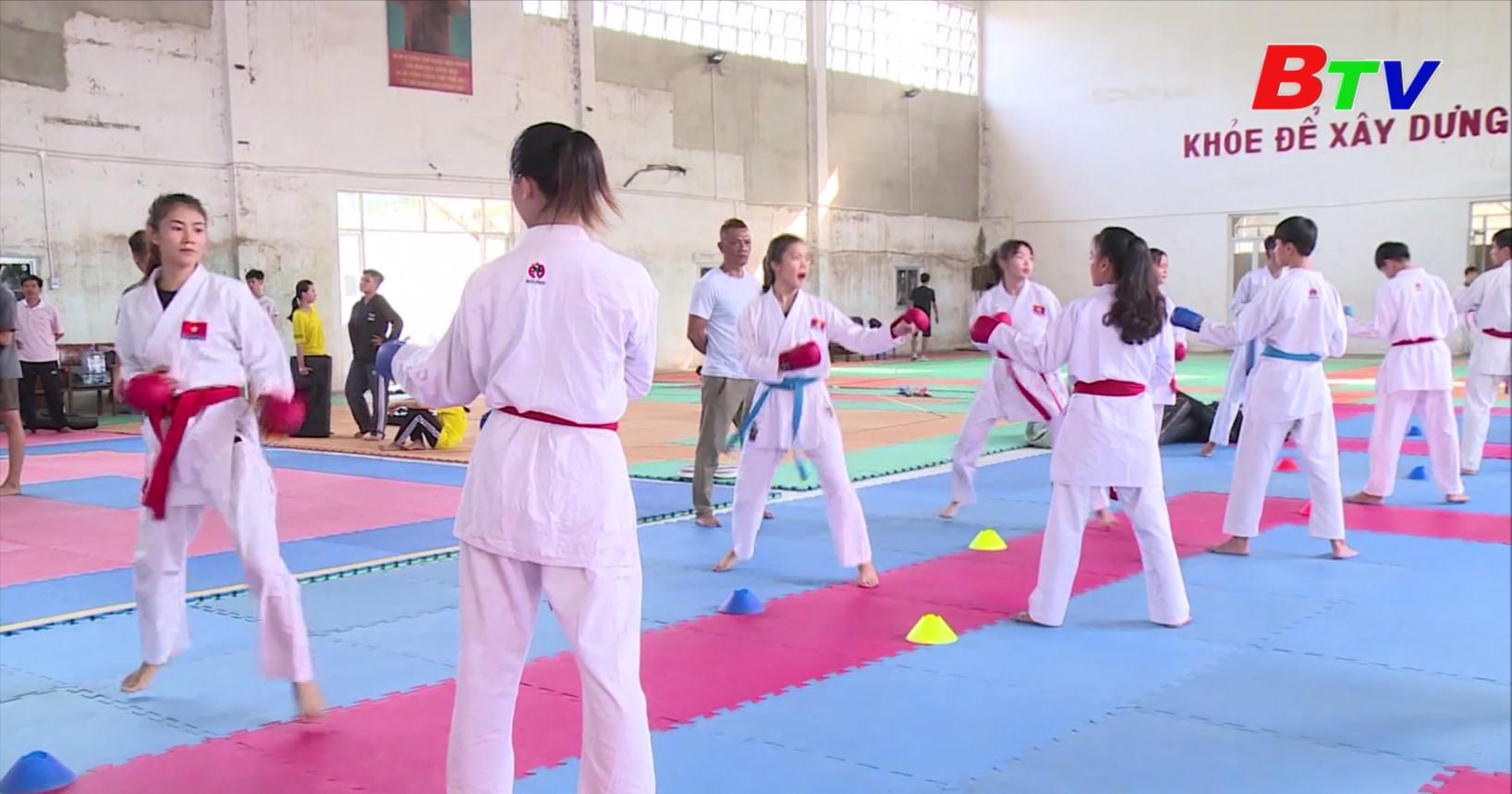 Một năm thành công của Karatedo Bình Dương