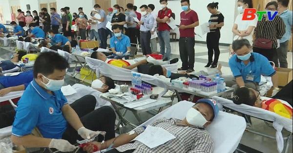 Ý nghĩa cao cả hiến máu tình nguyện
