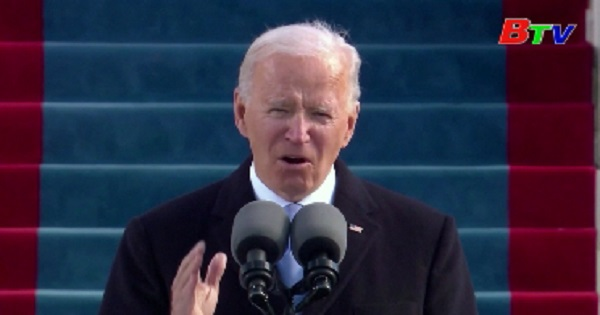 Tân Tổng thống Mỹ kêu gọi người dân đoàn kết
