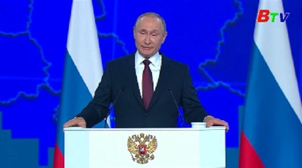 Nga không đe dọa ai, muốn có quan hệ hữu nghị với Mỹ