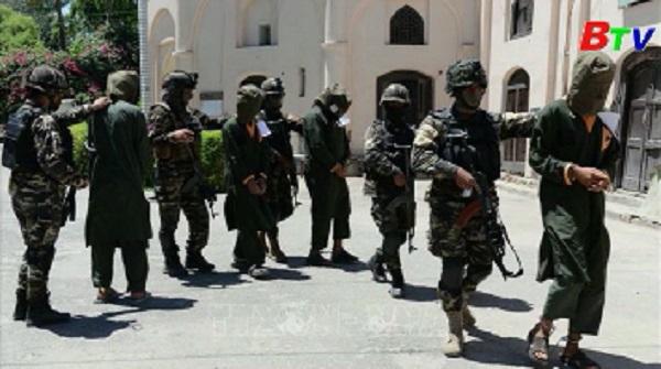 Afghanistan đẩy mạnh truy quét phiến quân Taliban