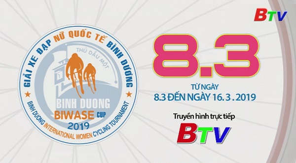 Cổ động Giải Xe đạp Nữ Quốc tế Bình Dương mở rộng tranh cúp BIWASE lần thứ IX - 2019