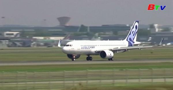 Airbus cắt giảm 2362 vị trí nhân sự