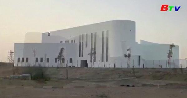 Tòa nhà in 3D lớn nhất tại Dubai