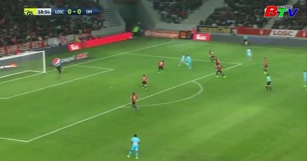 Vòng 30 Ligue 1- Lille 0-0 Marseille