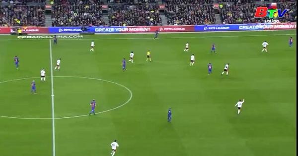 Vòng 28 La Liga- Barcelona 4-2 Valencia