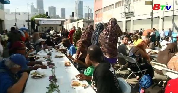 Kiều bào Iran tại Mỹ đón mừng lễ hội Nowruz