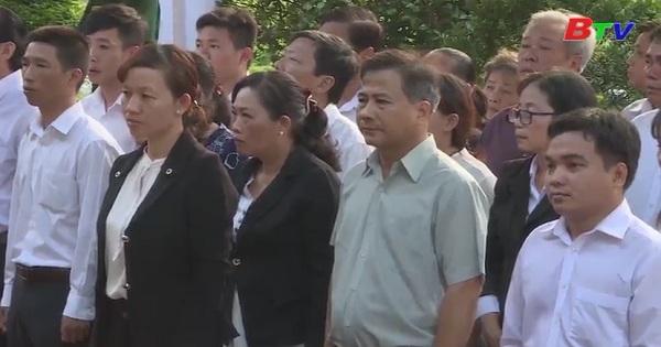 Người dân Thành phố Hồ Chí Minh vô cùng thương tiếc cố thủ tướng Phan Văn Khải