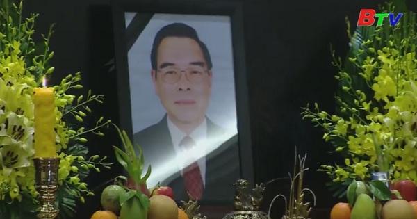 Lễ viếng nguyên thủ tướng Phan Văn Khải tại Hà Nội