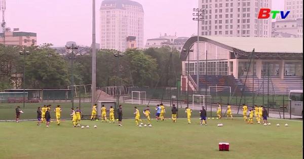 HLV Park Hang-seo chốt danh sách 23 cầu thủ  dự vòng loại U23 Châu Á  2020