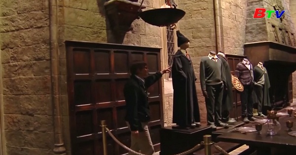 Tham quan Gringotts Bank trong thế giới phép thuật cùa Harry Pottrer