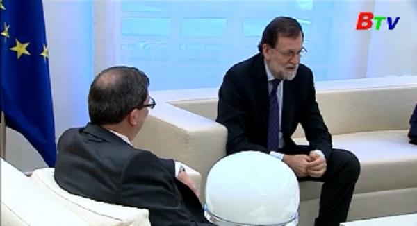 Ngoại trưởng Cuba thăm Tây Ban Nha