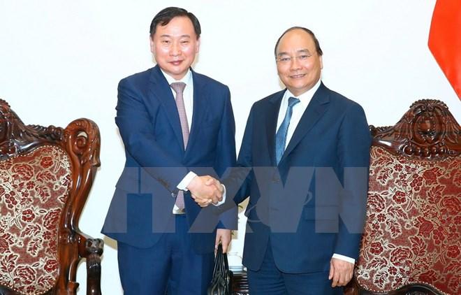 Thủ tướng đề nghị Hyundai đầu tư sản xuất động cơ ôtô Việt Nam